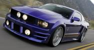 PARAURTI ANTERIORE FORD MUSTANG 2004-2009 in ABS