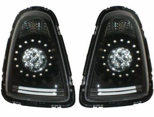 FARI POSTERIORI LED MINI R56 R57 NERI