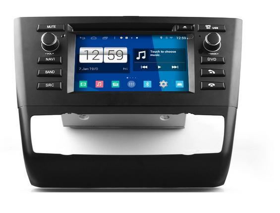 radio monitor android 4 4 4 gps bmw serie 1 e87 04 12 tuner planet. Black Bedroom Furniture Sets. Home Design Ideas