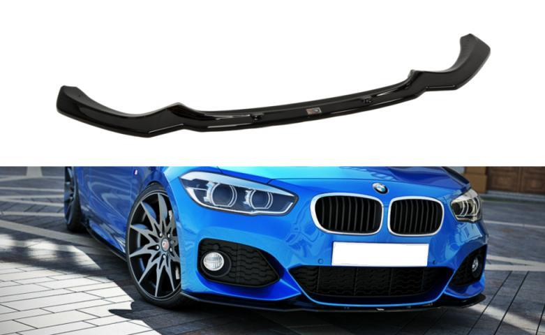 lama spoiler paraurti anteriore bmw serie1 f20 restyling msport abs tuner planet. Black Bedroom Furniture Sets. Home Design Ideas