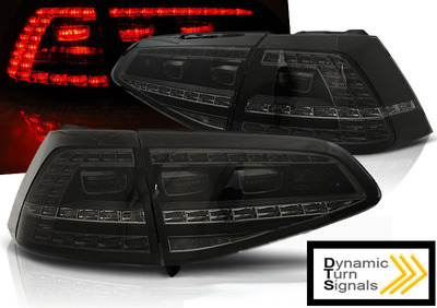 FARI POSTERIORI LED VOLKSWAGEN GOLF 7 COPIA