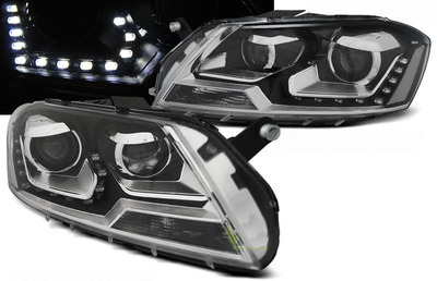 FARI ANTERIORI LED VW PASSAT B7 3C dal 2010 LOOK ORIGINALE