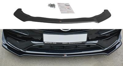 LAMA LIP SPOILER PARAURTI ANTERIORE MERCEDES CLA AMG 45 W117 Restyling ABS