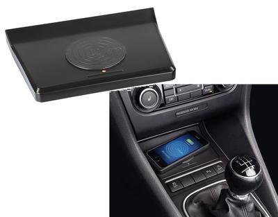 RICARICA SMARTPHONE WIRELESS BASE SPECIFICA VW GOLF 5 e 6 e SCIROCCO