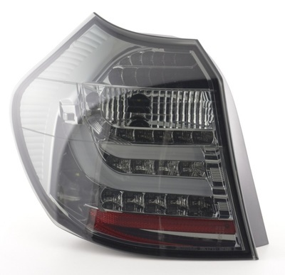 FARI POSTERIORI TUBE LED BMW Serie 1 E87 04-07 Smoke