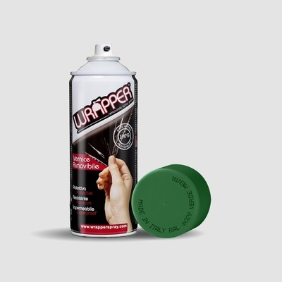 WRAPPER Spray VERDE MENTA OPACO