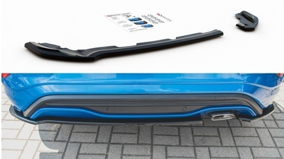LAMA SPOILER PARAURTI POSTERIORE FORD PUMA ST-LINE ABS