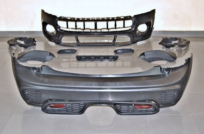 Kit Paraurti JCW MINI COOPER F56/F55 2014 ABS