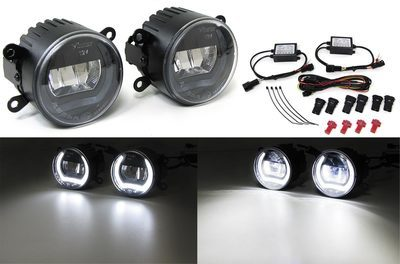 FENDINEBBIA FULL LED ANGEL EYES LED DIURNI